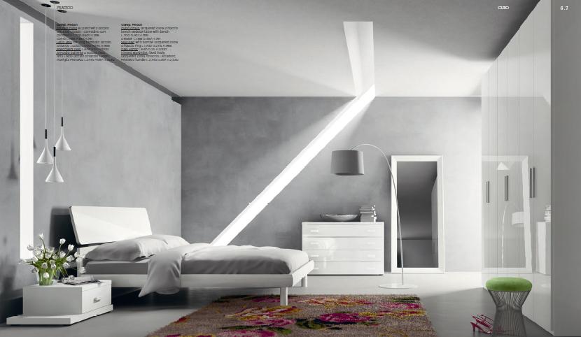 Camere da letto - Camera letto moderna ...