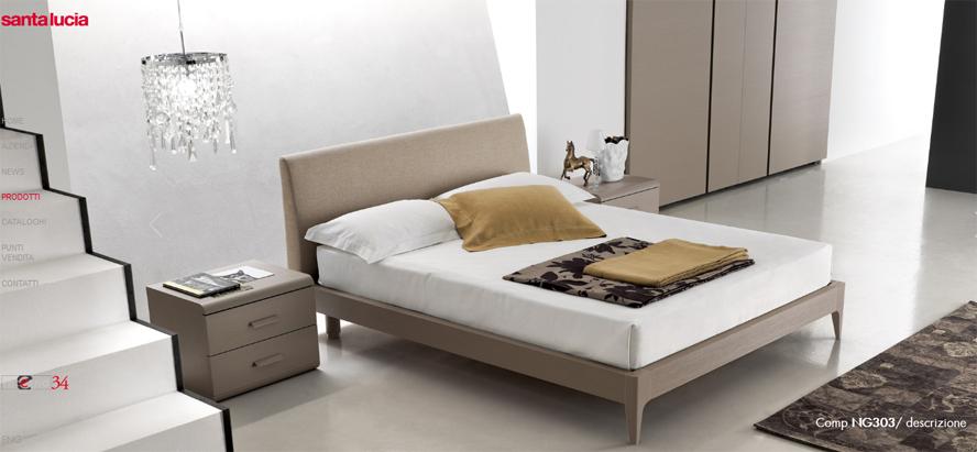 Camere da letto for Mobili camere da letto moderne